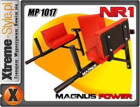 Poręcz treningowa do dipsów Magnus Power MP1017